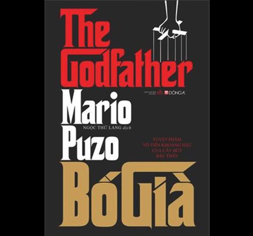 Sách The Godfather Bố Già