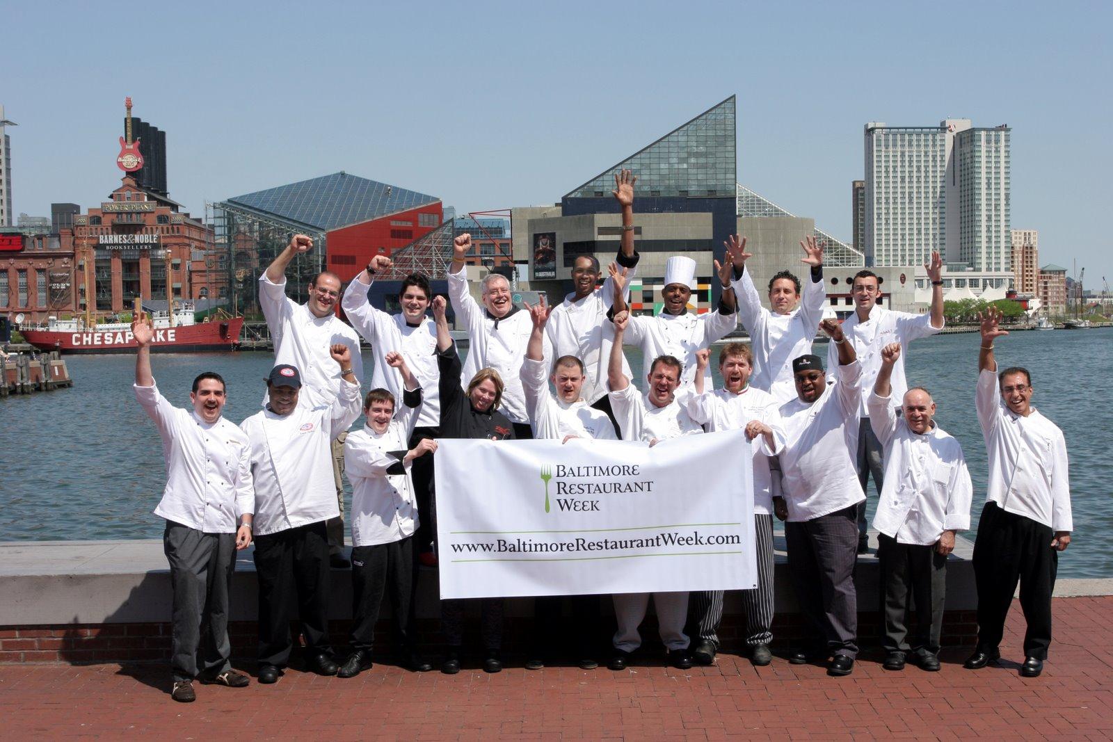 Baltimore City Restaurant Week Extended