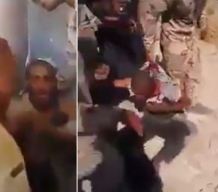 Disturbing video shows executions of ISIS fighters at hands of Iraqi soldiers