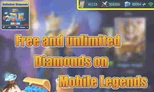 Game Mobile Legends Terbaru Mod Apk 99999 Diamonds 2021