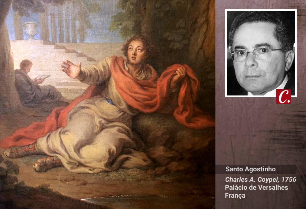 literatura paraibana santo agostinho confissoes jose nunes