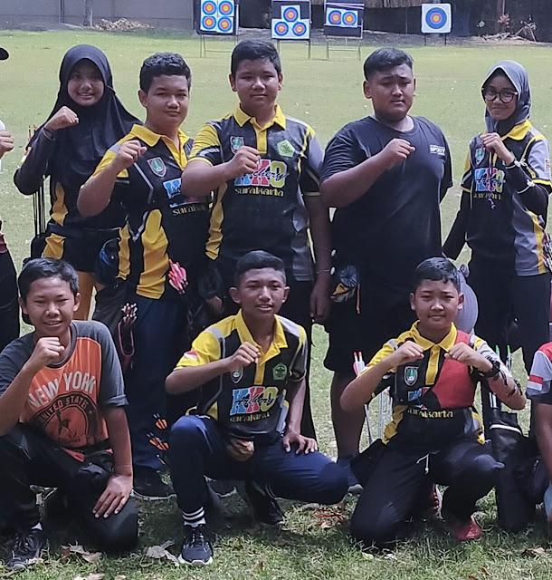 Ibu Pangdam IV/Diponegoro Motivasi Atlet Panahan KKO Surakarta
