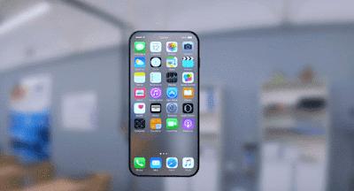 Layar dan bocoran tampilan iphone 8