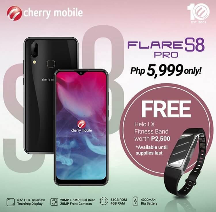 Cherry Mobile Flare S8 Pro