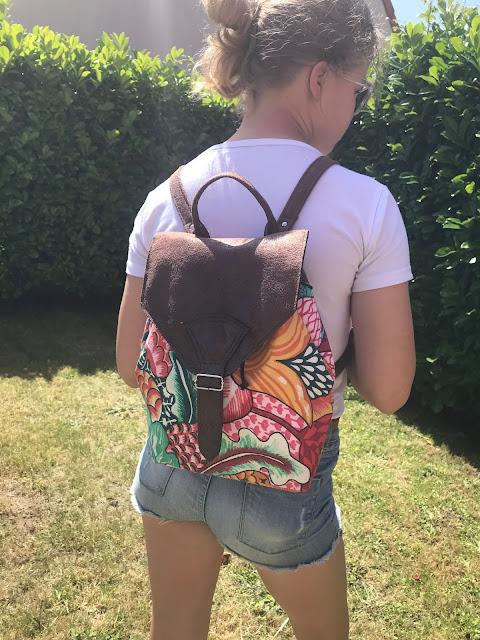 sac à dos Laurence shamballa bags