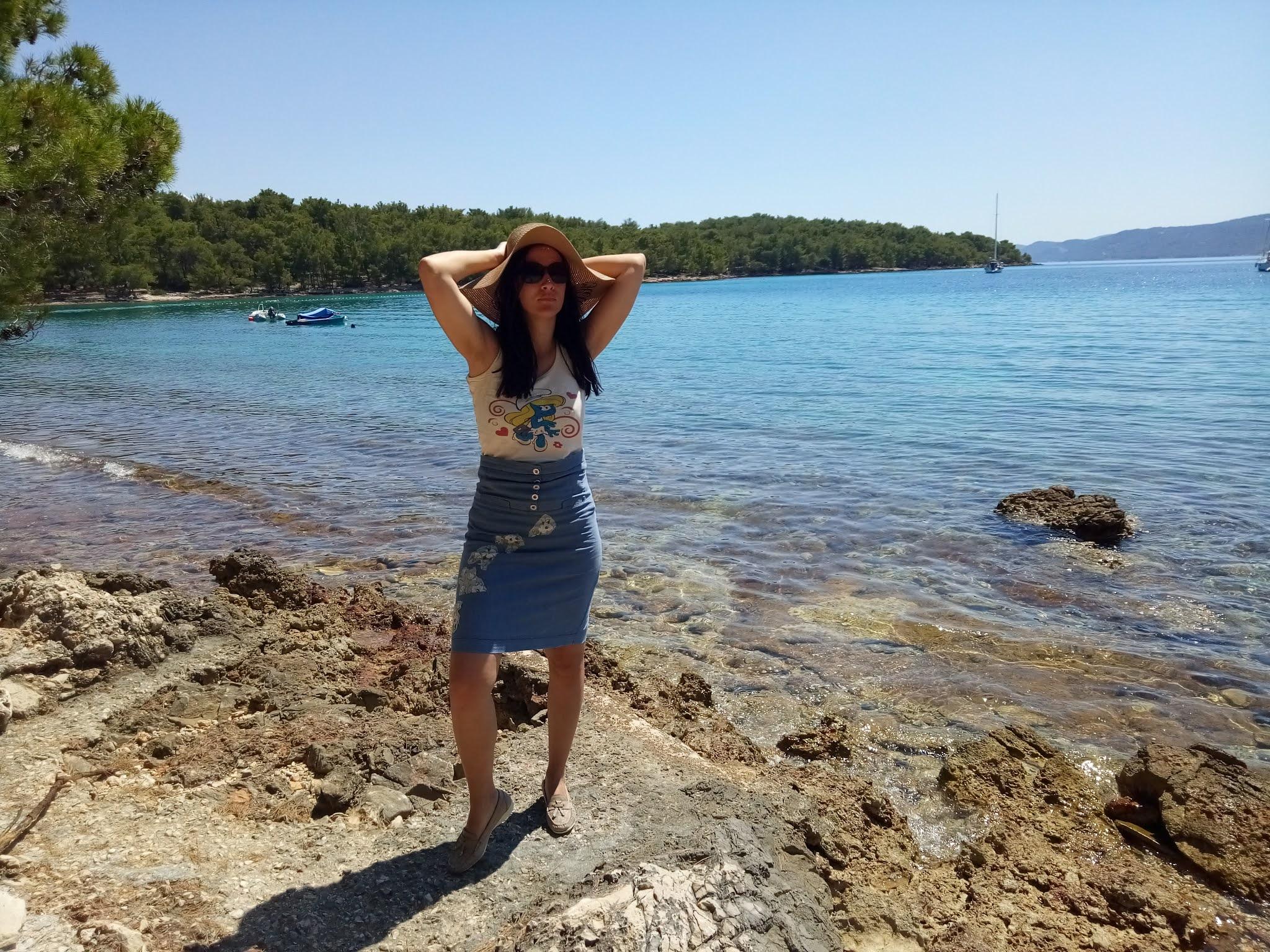 #modaodaradosti #vrboska #hvar #croatia #summer2020
