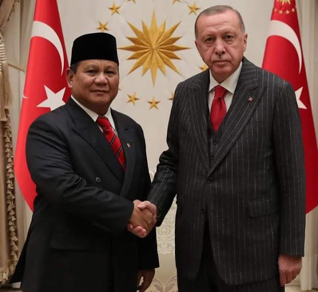 Gara-gara Foto Ini, Warga Dunia Menyangka Prabowo Presiden Indonesia