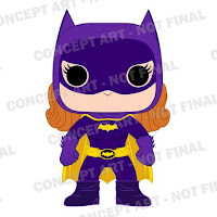 Classic TV Batman Pop!s Wave 2 Batgirl