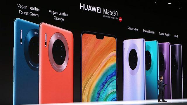 تطلب Google الحصول على ترخيص للسماح لشركة Huawei باستخدام خدماتها