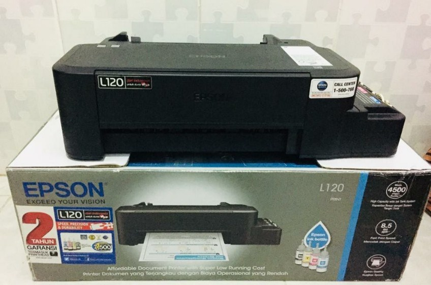 4 Printer Epson Terbaik dan Pupuler dengan Harga 2 Juta