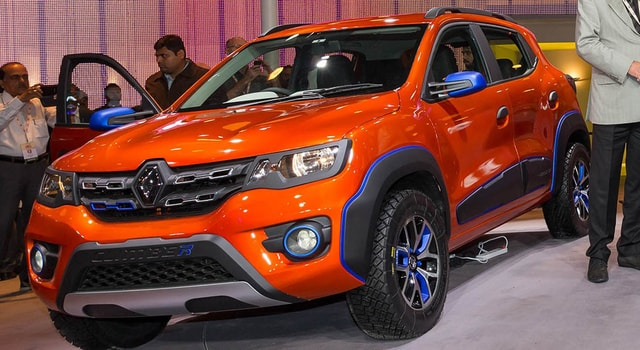 Renault Kwid 2019 - Crossover City compact with distinctive features