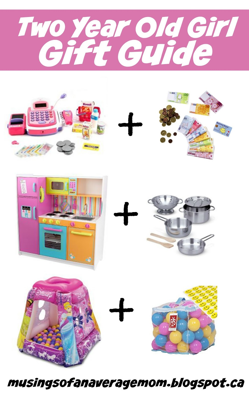 Toys For Two To Three Year Olds