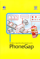 MOBILE APP DEVELOPMENT WITH PHONEGAP Pengarang : Wahana Komputer Penerbit : Andi