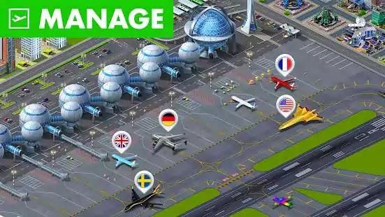 Airport City Mod APK