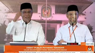 Kalah Hasil Rekapitulasi KPU, Tim Akhyar-Salman Tak Teken Berita Acara Pleno