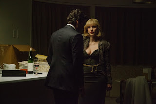 a most violent year-oscar isaac-jessica chastain