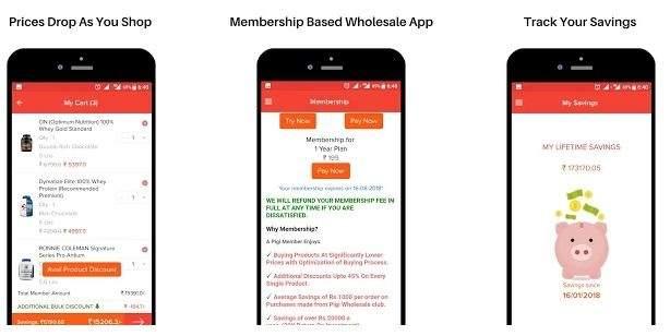 pigi app promo codes