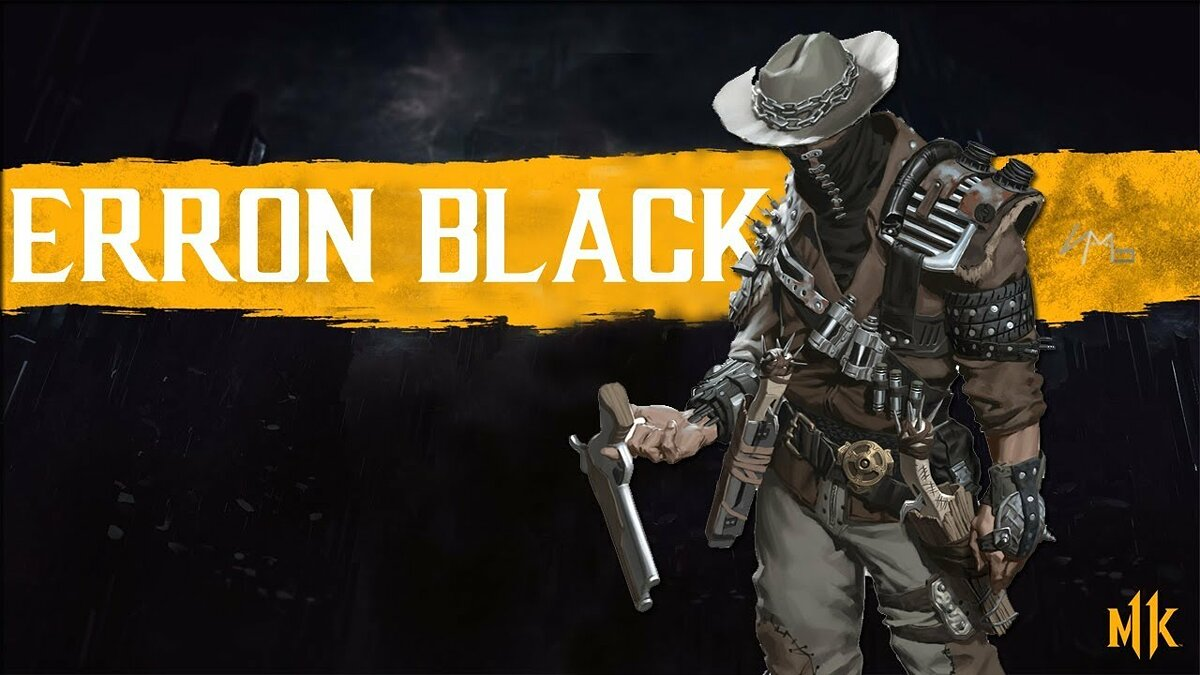 Erron Black
