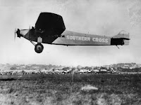 StateLibQld 1 139254 Landing the aircraft%252C Southern Cross in Brisbane%252C Queensland%252C ca. 1928%2B%25281%2529 Free Technology for Teachers: What Car Did Harry Lyon Drive?