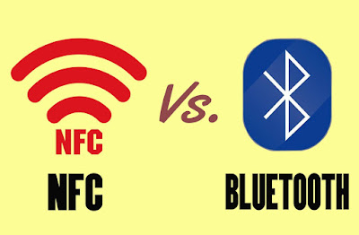 NFC Vs Bluetooth | 5 Differences between NFC and Bluetooth