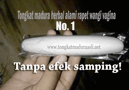 Efek samping Tongkat Madura