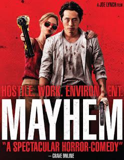 مشاهدة فيلم Mayhem 2017 مترجم