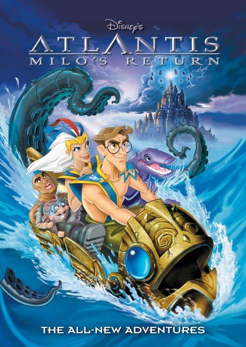 Atlantida – Întoarcerea lui Milo Dublat Ion romana Online