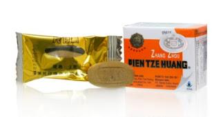 Pien tze huang obat herbal liver asli di sini