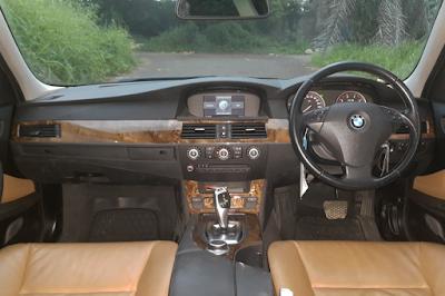 Interior BMW E60 Seri-5 LCI Facelift