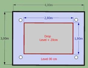 Cara Menghitung Biaya Pasang Plafon Gypsum Model Drop