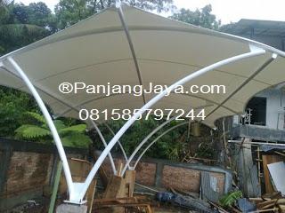 Tenda Membrane Pondok Bambu
