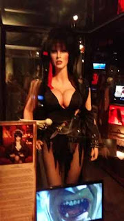 Elvira At The Hollywood Museum