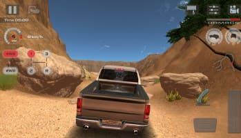 تحميل لعبة الطرق الوعرة قيادة الصحراء