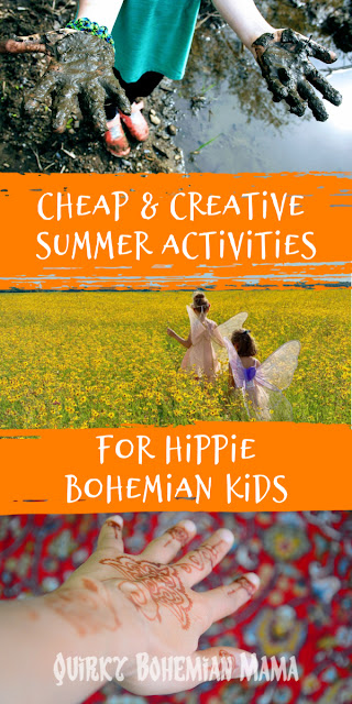 Screen free summer activities for kids. Summer Activities for Kids that are Fun, Cheap or Free. summer activities for kids at home. summer activities for preschoolers. activities to do in summer vacation. summer vacation activities for kindergarten.  summer crafts for kids. summer activities for tweens. Hippie parenting. Bohemian parenting.