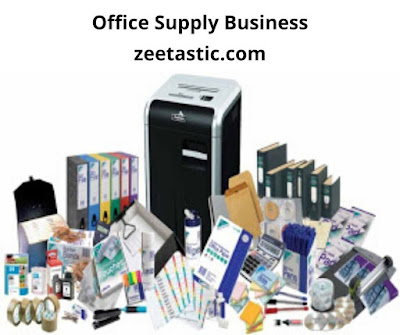Office Supply Business