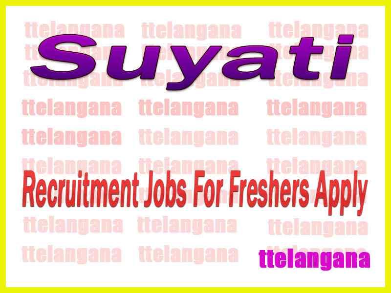 Suyati Recruitment Jobs For Freshers Apply