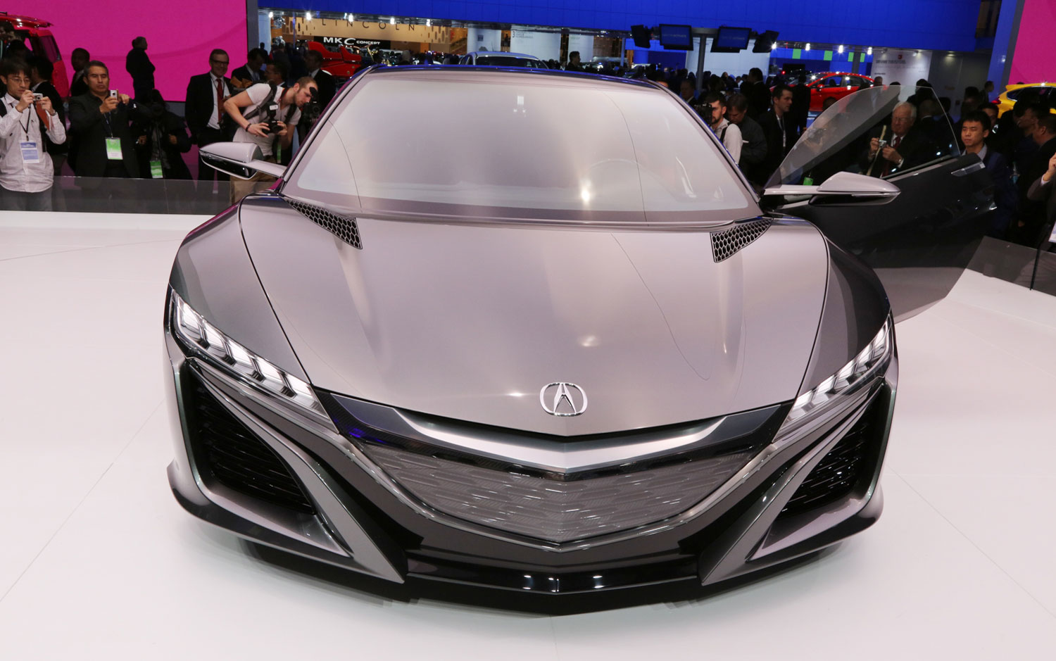 Cars Model 2013 2014: Updated Acura NSX Concept Shows ...