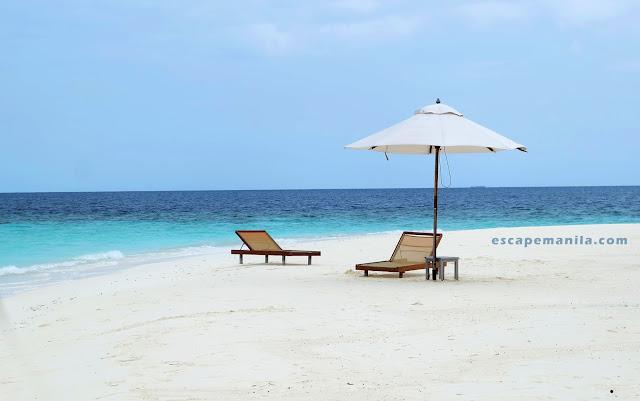 Maafushi Island beaches