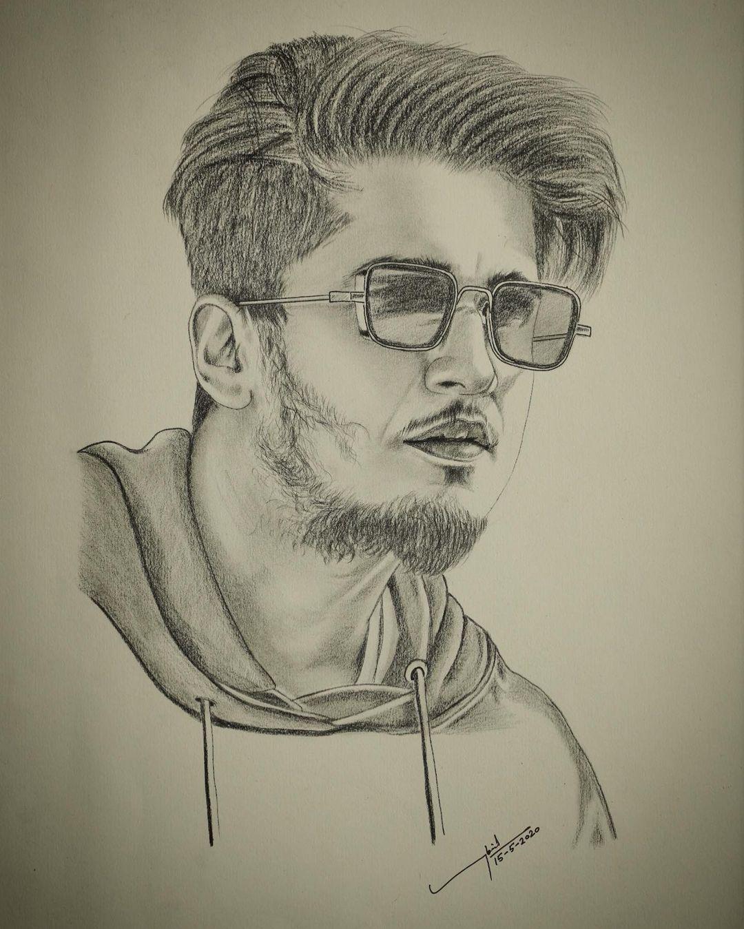 Bhavin Bhanushali sketch