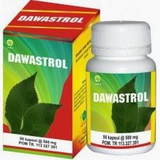 DAWASTROL - Kapsul Herbal untuk membantu mengurangi Kolesterol dan Lemak Tubuh