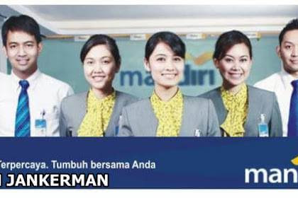 Lowongan Kerja Pekanbaru : PT. Bank Mandiri (Persero) Tbk November 2017