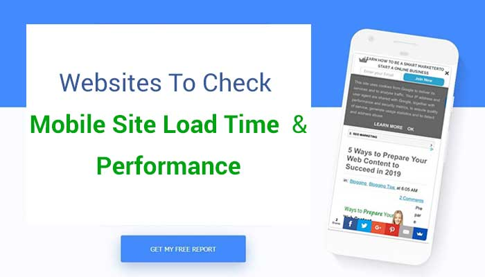 Websites To Check Mobile Site Loading Time & Performance: eAskme