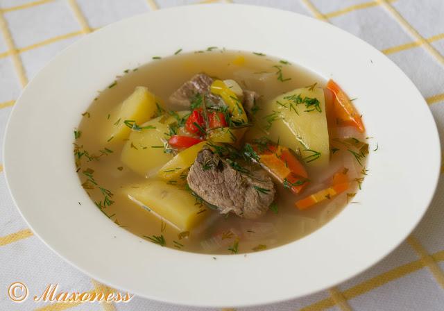Шурпа. Украинская кухня