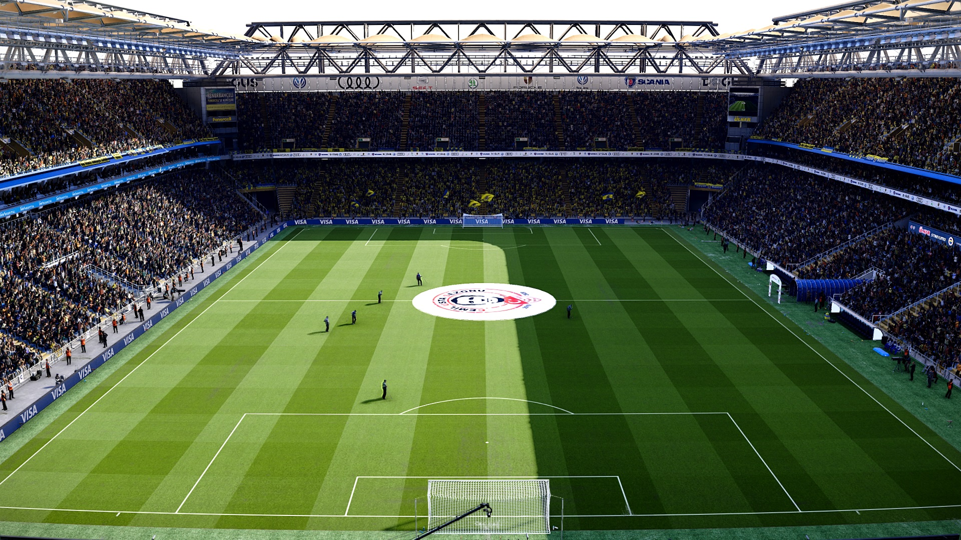 PES 2021 Şükrü Saracoğlu Stadium - Fenerbahçe