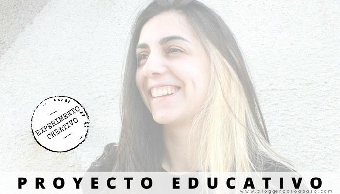 Proyecto educativo poema colaborativo