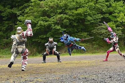 Kamen Rider Saber Episode 41 Preview
