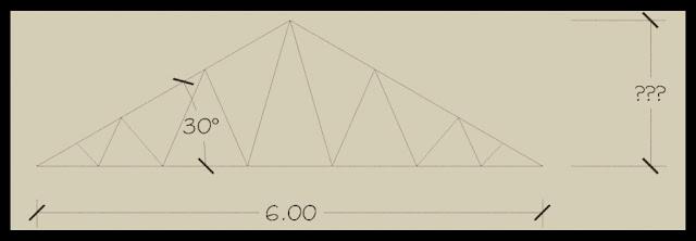 Cara Menghitung Tinggi Kuda Kuda Atap Rumah