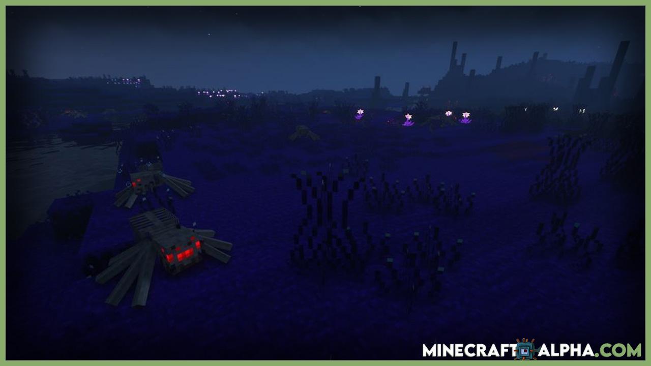Minecraft Alterlands Mod 1.16.5 (Dimensions, Bosses, Biomes)