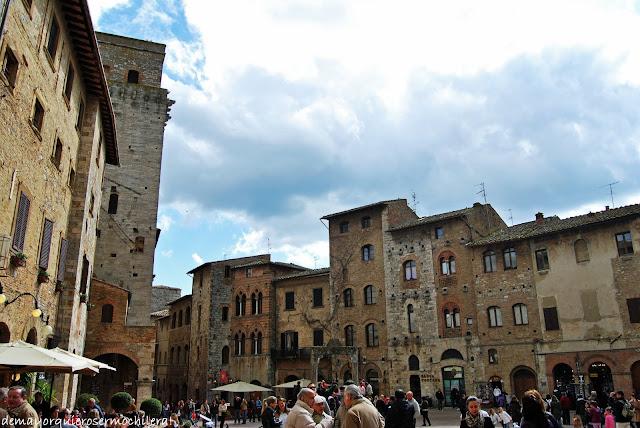 San Gimignano, La Toscana