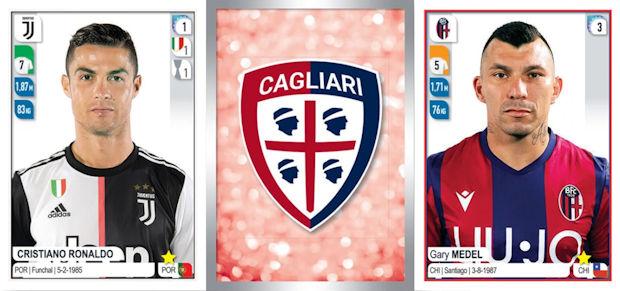CALCIATORI 2019-2020 Panini Figurine-stickers n CRISCITO 787 GENOA